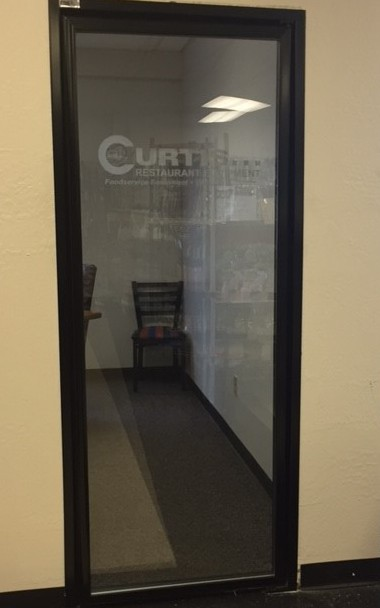 Custom Etched Logos. Curtis door : cds doors - Pezcame.Com